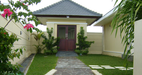 Mr. Lutz House, Berawa Canggu